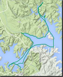 2015_Lake_James_Track