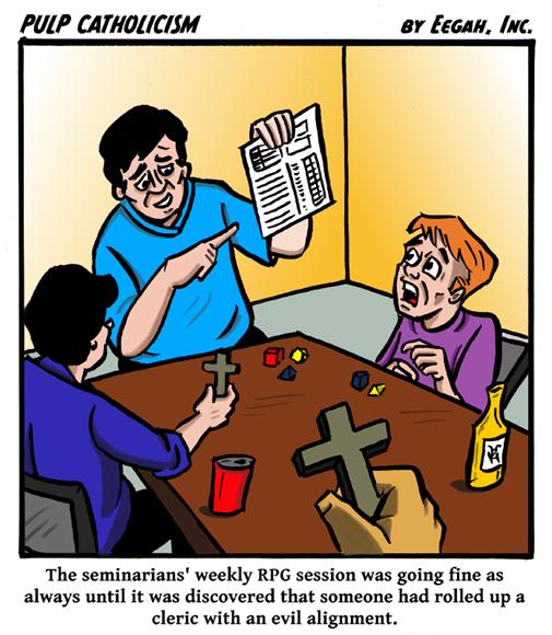 Pulp Catholicism 142