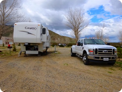 Stagecoach Trails RV Park & Ranch in Borrego Springs