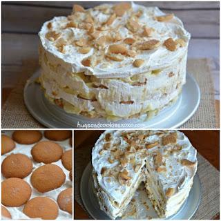 Ice Box Cake With Bananas Recipes