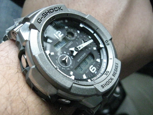 Casio G-Shock : G-1250D-1A
