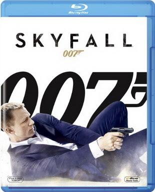 [MOVIES] 007 スカイフォール / SKYFALL (2012)