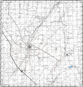 Map 100k--m42-038--(1961)