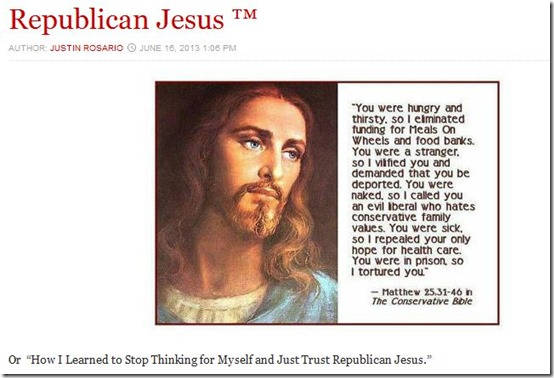 republicanjesus