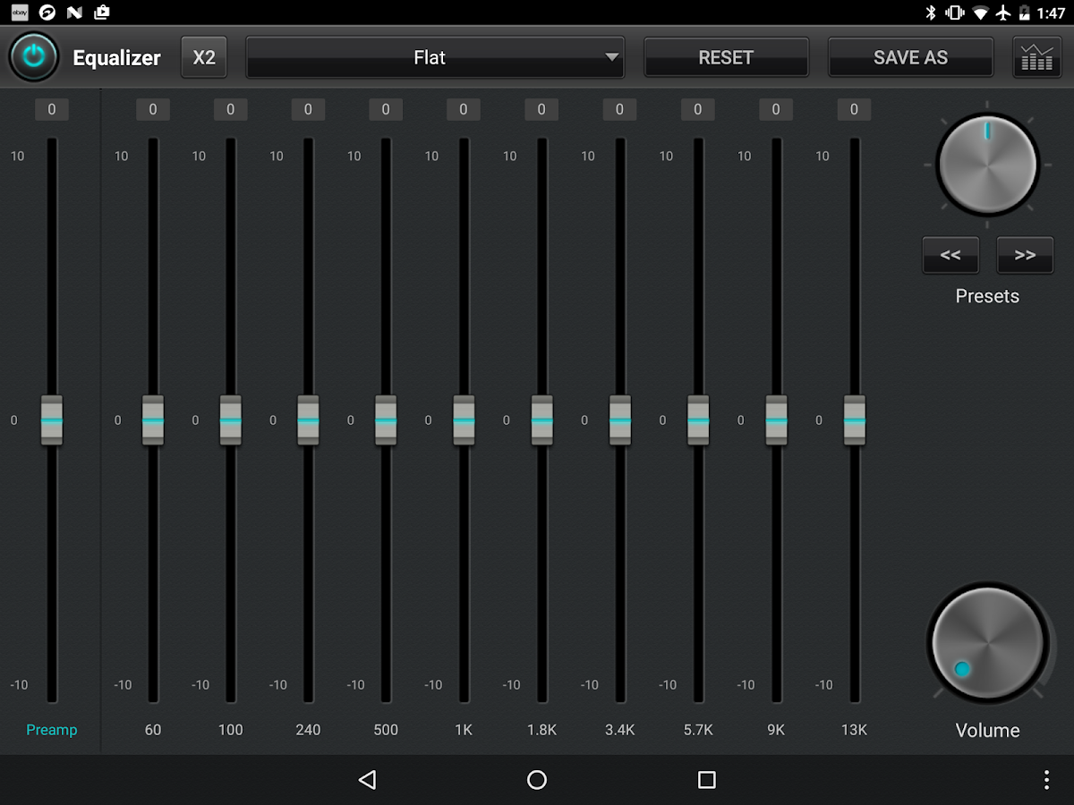 jetAudio HD Music Player Plus Screenshot 12