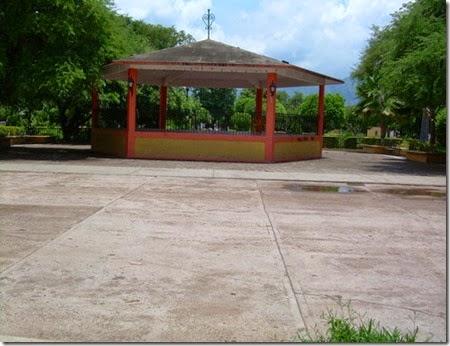 Kiosco Tlalchapa