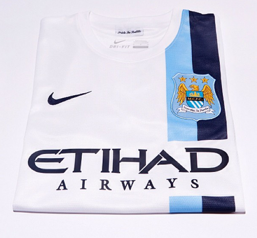 Screen+Shot+2013 09 17+at+22.18.38 The Manchester City 3rd kit being worn at Viktoria Plzen