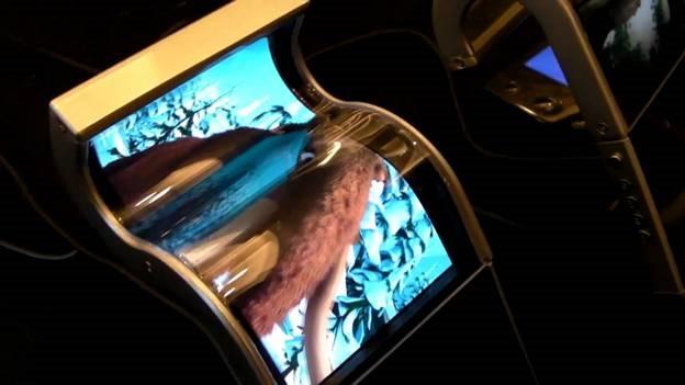 screen displays
