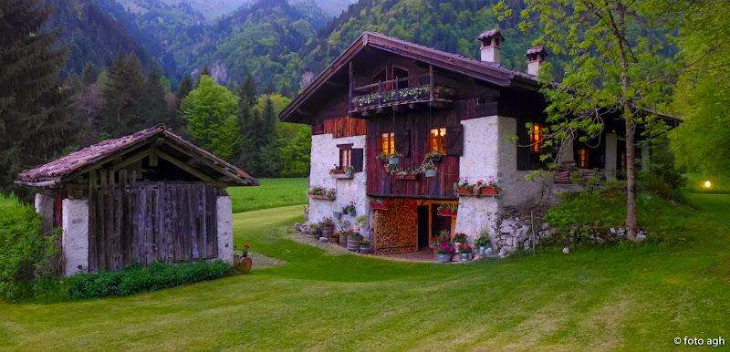 Alpi ledro traversata corno pichea tofino doss della for Lusso per la casa dei sogni