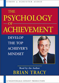 Cover of Brian Tracy's Book Psychology Of Achievement Course Book