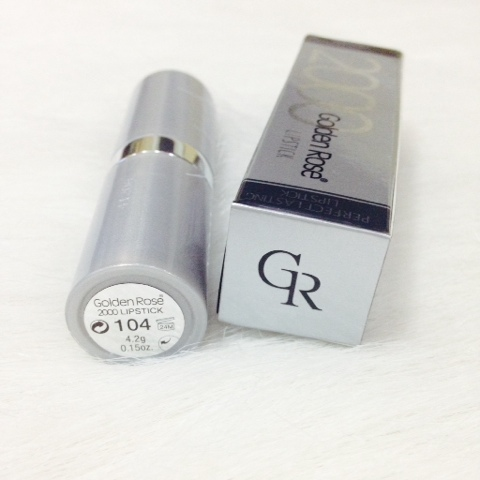 Golden Rose Perfect Lasting Lipstick