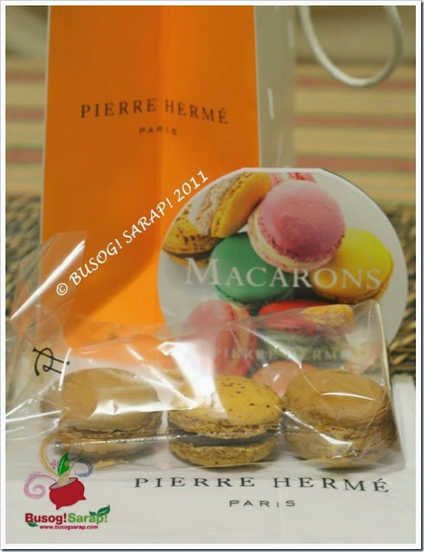 PIERRE HERME MACARONS © BUSOG! SARAP! 2011