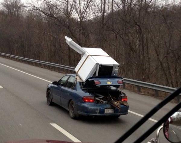 Eu acho que você esta usando o veículo errado 20