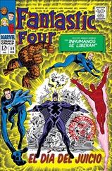 P00007 - Fantastic four #59