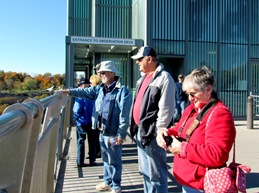 1510090 Oct 23 Ginny Terry Jerry On Observation Deck