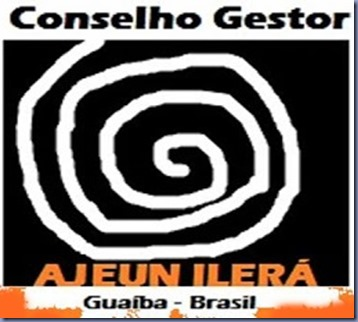 Logo do Conselho Gestor Ajeun