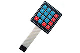 Membrane matrix keypad 4X4