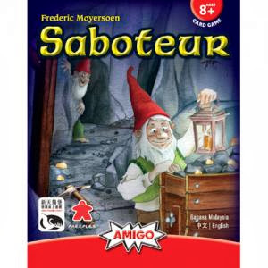 saboteur board games