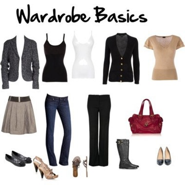 Wardrobe basics101
