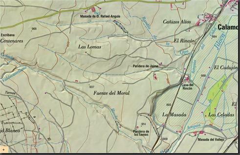 mapa lomas