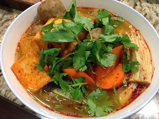 Sichuan Udon Soup Bowl