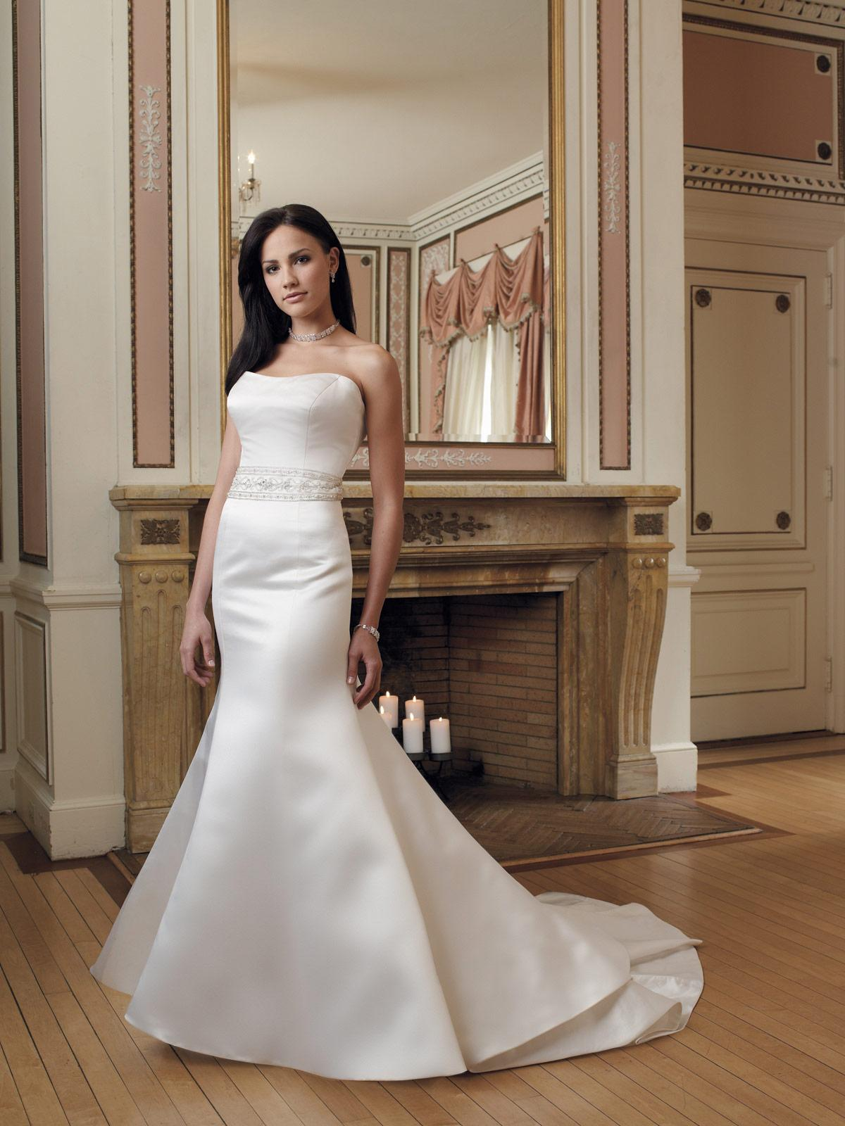 Elegant Bridal Gown, Wedding