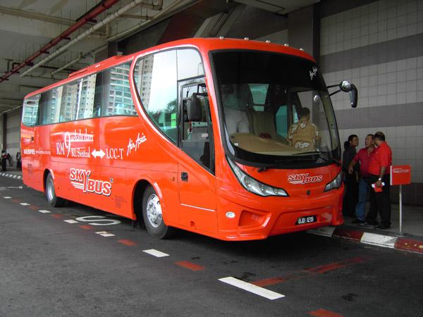 Sky Bus Air Asia