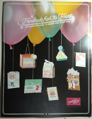 Stampin' Up! Occasions Catalogue 2016