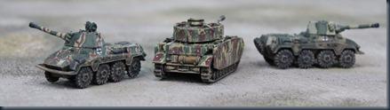 Pumas y Pz IV 3