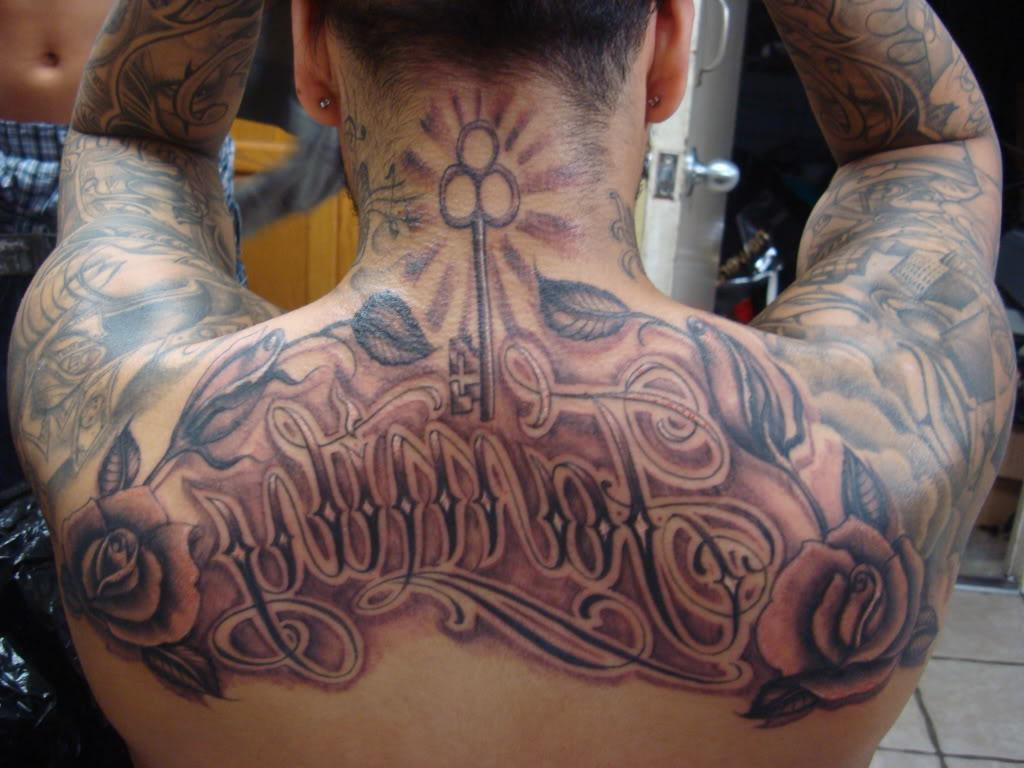 Jose Lopez     Lowrider Tattoo