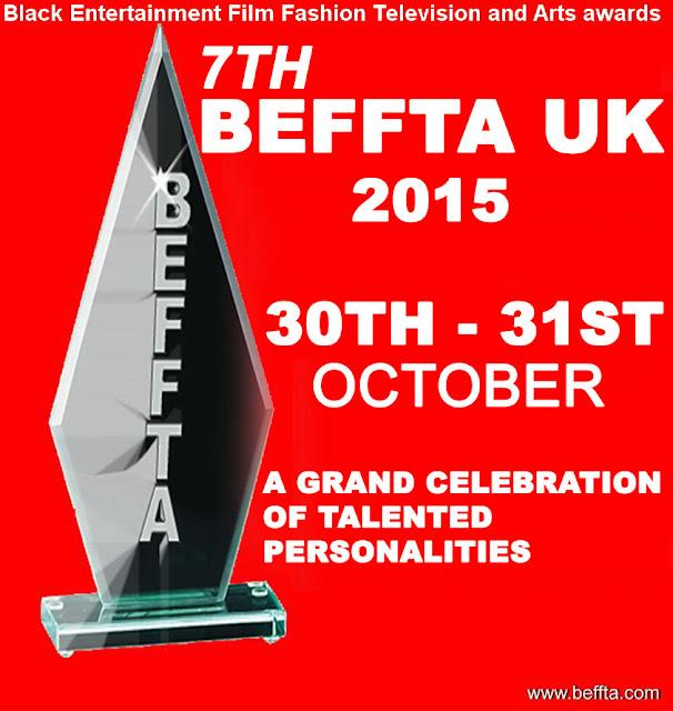 BEFFTA Best International African Act Nominees