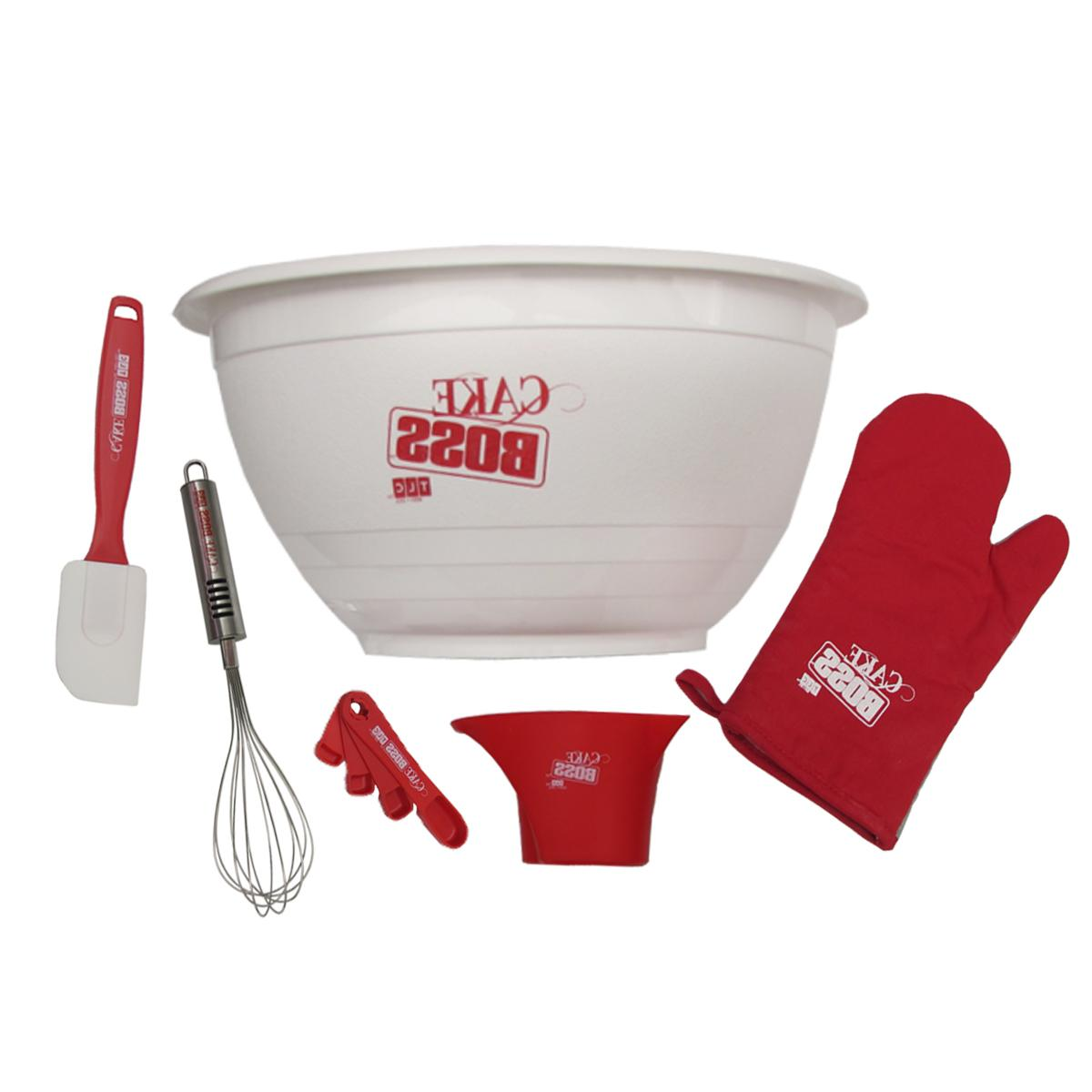 Cake Boss Chef Boss Set