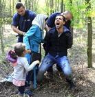 Migranti siriani arrestati in Ungheria al confine con la Serbia