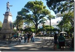 Plaza 25 Mayo