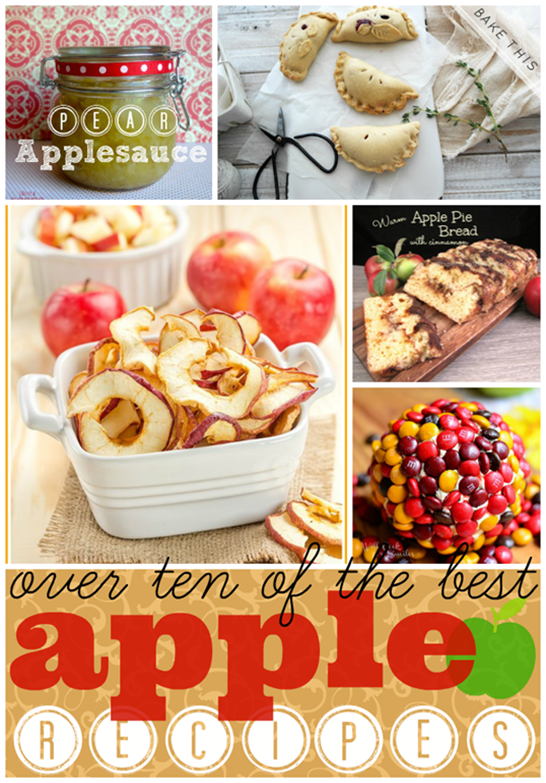 Over 10 of the Best Apple Recipes #features #gingesnapcrafts #apples #recipes #fall_thumb[2]