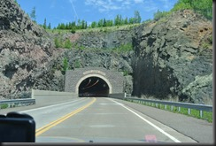 Tunnels and Cliffs