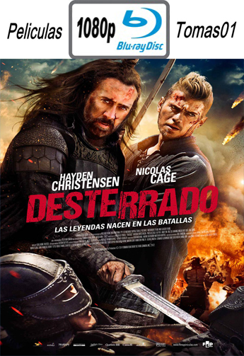 Desterrado (2014) [BDRip m1080p/Dual Castellano-ingles]