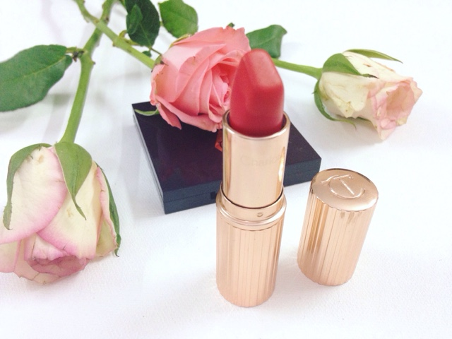 Charlotte Tilbury x Norman Parkinson Matte Revolution Lipstick  in 1975 Red