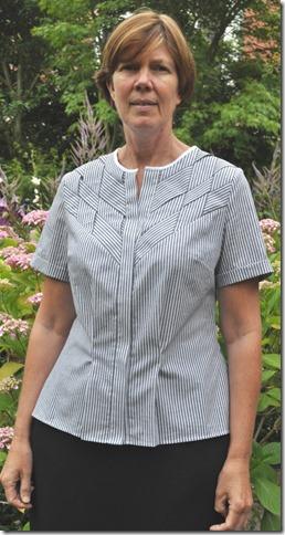 finished blouse