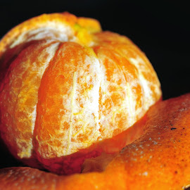 Clementine by Herb Drummond - Food & Drink Fruits & Vegetables ( natural light, orange, fruit, clementine, bright, macro photography, still life, sunlight )