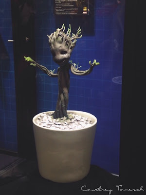San Diego Comic Con 2015 Groot