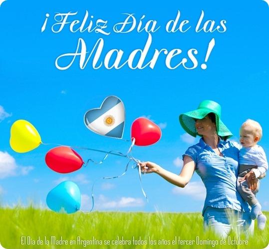 día de las madres argentinas