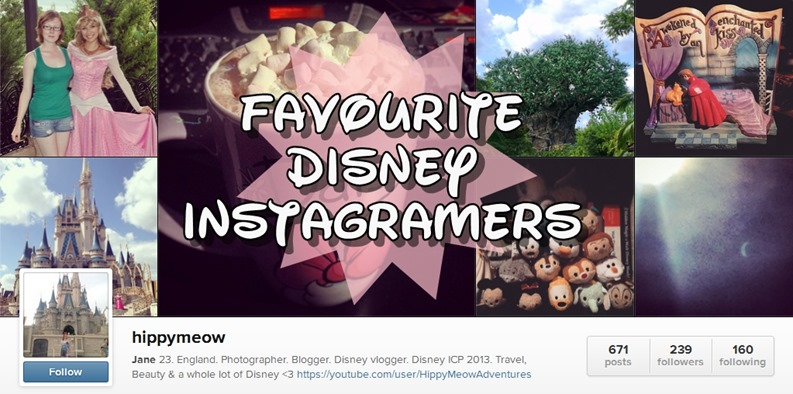favourite disney instagrammers a