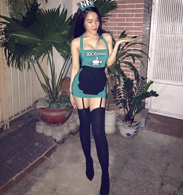 hot girl ni sua 16