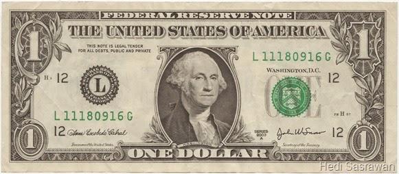 Mata uang Dolar