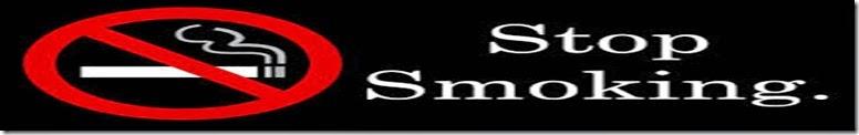 stope smoking