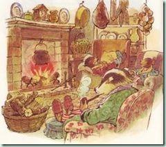 badger fireside