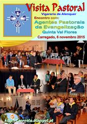 Visita Pastoral - Enc. Ag. Pastorais Evangelização