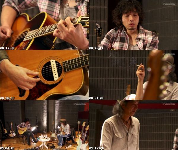 [TV-Variety] Char meets 斉藤和義~TALKING GUITARS~ (FujiTV Next 2016.01.21)