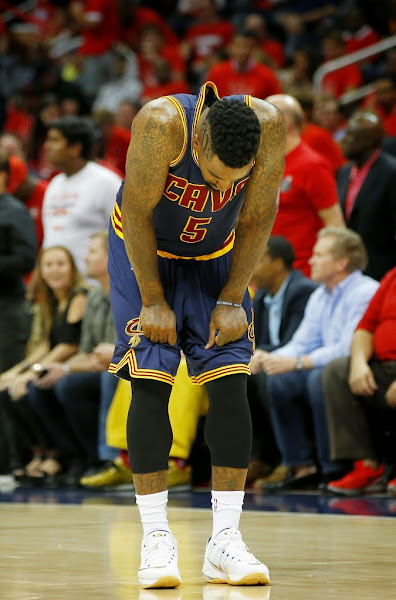 JR Smith is Shooting the Lights Out in Nike LeBron 12 LowTops